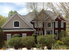 This gorgeous home is for sale in Gainsville, GA.  Contact VPR Agent, Carolyn Boyer, it could be yours!