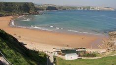 Playa de los locos - Suances - Diez playas perfectas de Cantabria