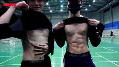 Jaehyun and Taeyong six pack: NCT Reaction