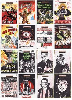 Horrorfind Forums - Classic Vintage Movie Posters - Horror/Sci-Fi ...