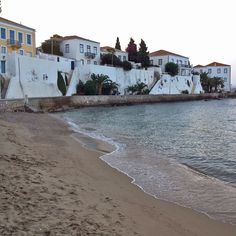 #Spetses during winter