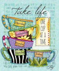 예쁜잔에 마시는 따뜻한 차한잔이 그리운시간~ : 네이버 블로그