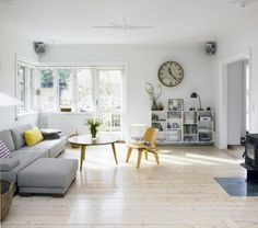 Modern Scandinavian Living room ideas