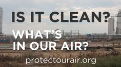 Hold Your Breath: fracking and clean air don't mix.