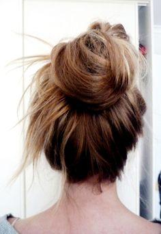 great looking bun