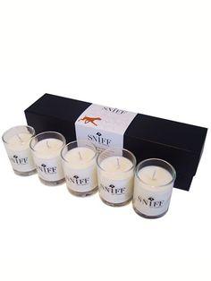 Sniff Pet Candles Votive Collection