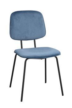 Rowico Baldwin- tuoli, vaaleansininen sametti. Dining Chairs, Furniture, Home Decor, Decoration Home, Room Decor, Dining Chair, Home Furnishings, Home Interior Design, Dining Table Chairs