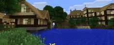 Awesome Minecraft village