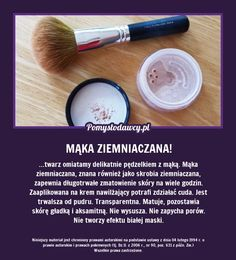 PROSTY TRIK NA BARDZO TRWAŁY MATOWY MAKIJAŻ! Beauty Habits, Diy Spa, Natural Cosmetics, Diy Makeup, Hair Hacks, Diy Beauty, Healthy Skin, Tricks, Health And Beauty