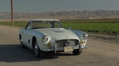 "A 1960S MASERATI 3500GT TO ""MAKE YOU FALL IN LOVE"" Press play here: http://select.sm/Ozyzfq"