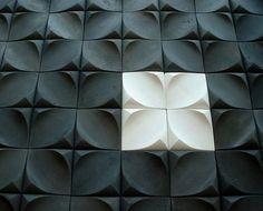 dekorative wandverkleidung urbanproduct schwarz weiß
