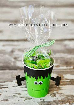 Vasos costumizados para Halloween - Especial Halloween 2013 - Especiales - Página 2 - Charhadas.com