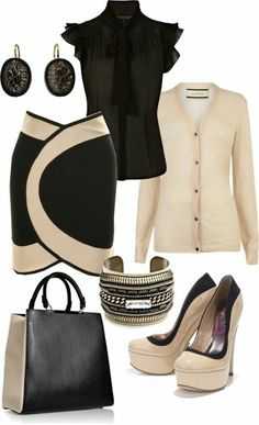 Stylish Work Outfit Ideas for Spring & Summer 2017 - What should I wear to . - Stylish Work Outfit Ideas for Spring & Summer 2017 – What should I wear to work in the sprin - Stylish Work Outfits, Summer Work Outfits, Classy Outfits, Chic Outfits, Fashion Outfits, Womens Fashion, Fashionable Outfits, Stylish Clothes, Fashion Clothes