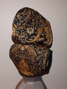 Ornate STEAMPUNK Hoodie Bolero Shrug Jacket by by loriann37