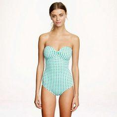 The Polka Dot Swimsuit http://thisgirlikes.blogspot.co.uk