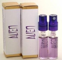 Thierry Mugler Alien Perfume One Use Sample Size. | My One Use ...