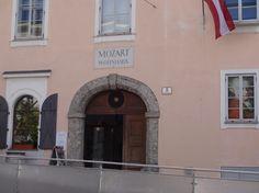 Casa di Mozart!!