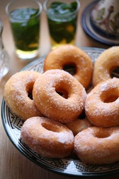 Moroccan Breakfast, High Tea, Mets, Beignets, Churros, Doughnuts, Cravings, Bakery, Food And Drink