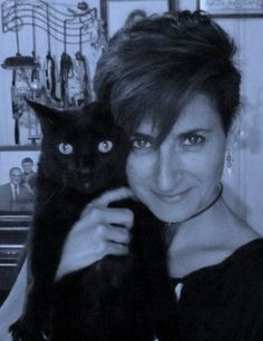 Cathi Marro, Musician, Artist and Consummate Cat Lover - The Conscious Cat