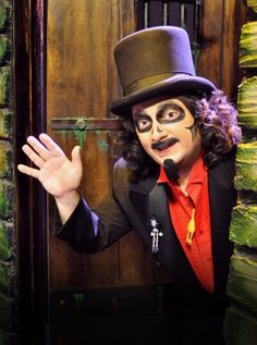 Horror Society: Return of Svengoolie (Rich Koz), In his first public appearance since heart surgery!