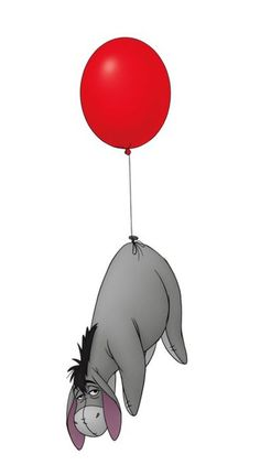 """""""Could be worse. Not sure how, but it could be."""" - Eeyore <3"""