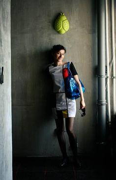 Mondrian Dress, Piet Mondrian, Geometry, Primary Colors, Saint Laurent, Fashion Outfits, Clothes, Dresses, Art