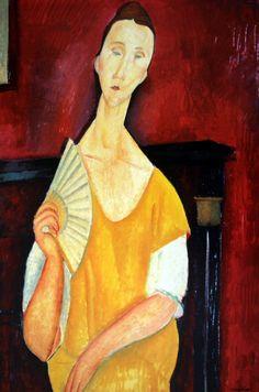 Amedeo MODIGLIANI Paintings, Art Prints, Art, Painting