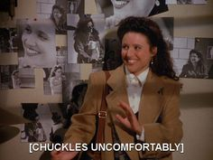 Do you Share the Same Qualities as Elaine Benes? This happens to you on a daily basis: