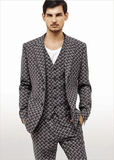 TOP MALE MODELS STAR IN THE DOLCE   GABBANA SPRING SUMMER 2015 LOOKBOOK 6846721ae8