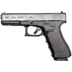 Glock 17. What could be better?