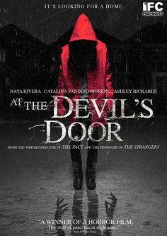 At the Devils Door - DVD.