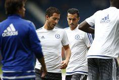 Pedro Rodriguez can help Eden Hazard find his lost form.