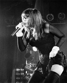 Chrissy Amphlett of The Divinyls
