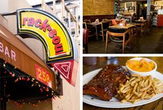 Rack and Soul W 109th b/n Bway and Amsterdam  ribs, fried chicken etc