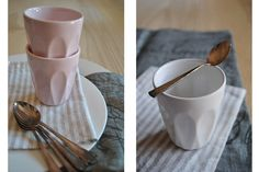 candy cup by josephine road by KA. I Want To Eat, Ice Cream, Candy, Ceramics, Tableware, Pastels, Cups, Designers, Kitchen