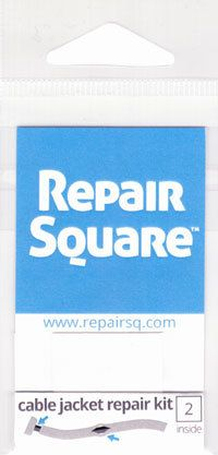 Repair Square  When your charging cable starts to fray, don't spring for a new one. Instead, wrap this adhesive material around the exposed wires, and your cable will be as good as new.  To buy: $3 for two, repairsq.com.