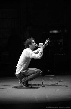 Darren Criss performs during Elsie Fest at Pier 97 on September 27, 2015 in New York City.