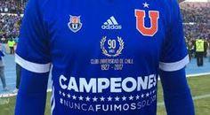 Resultado de imagen para universidad de chile campeones 2017