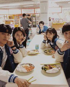 Korean Drama Funny, Korean Drama Series, Solomon, Male Body, Webtoon, Chen, Kdrama, Squad, Chinese