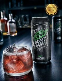 Title: Mountain Dew Black | Category: Food | Country: United States
