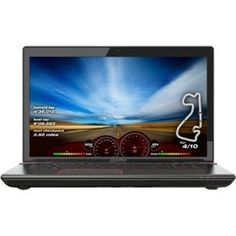 """Toshiba Qosmio X875-Q7380 17.3"""" LED Notebook - Intel Core i7 i7-3630QM 2.40 GHz - Black Widow - by Toshiba. $1897.72. Main FeaturesLimited Warranty: 1 YearManufacturer/Supplier: ToshibaManufacturer Part Number: PSPLZU-001002Manufacturer Website Address: www.toshiba.comBrand Name: ToshibaProduct Line: QosmioProduct Series: X875Product Model: X875-Q7380Product Name: Qosmio X875-Q7380 NotebookMarketing Information: Designed for entertainment, Qosmio products offer t..."""
