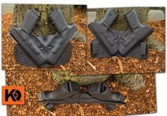 IN-N-Out K Rounds Concealed Carry IWB and OWB holster. Great Kydex rig for almost any situation and IDPA approved.