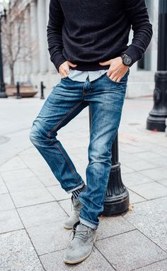 Jeans are you most basic and versatile piece of garment. Here are some easy jean-hacks!