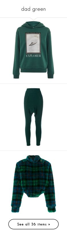 """""""dad green"""" by spa-brah ❤ liked on Polyvore featuring tops, hoodies, teal, patterned hoody, green hoodies, teal top, cotton hooded sweatshirt, green top, pants and leggings"""