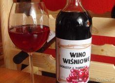 Wino z wiśni 15 l.