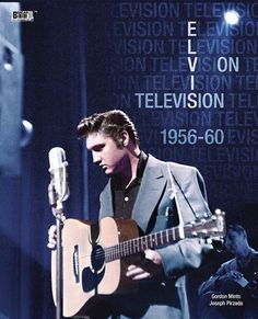 """News To celebrate the 60th anniversary of Elvis' first appearance on national television, Boxcar Enterprises will release a Limited Edition 400-page hard cover book (with slipcase), a comprehensive illustration of Elvis Presley's early television appearances titled """"Elvis on Television (1956-1960)"""". The Book is expected to be released June 20th 2016. From the press-release: From his first national introduction on the Dorsey Brothers 'Stage Show' in January 1956, through his appearances on…"""