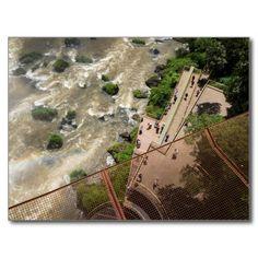Postcard Iguaçu National Park, Brazil Cartes Postales