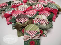 Merry Moments Chocolate Peppermint Squares