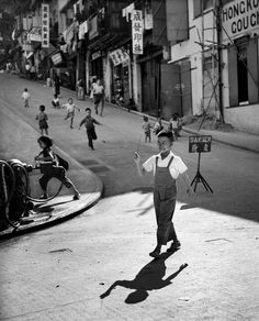 HONG KONG YESTERDAY, Fan Ho (b1937, Shanghai, China)