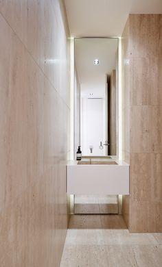 Interieur | Tips om je kleine badkamer groter te laten lijken - Woonblog StijlvolStyling.com